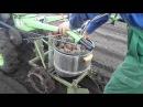 картофелесажалка своими руками для мотоблока