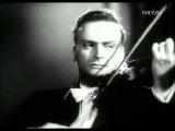 Феликс Мендельсон Бартольди. Концерт для скрипки с оркестром - Иегуди Менухин. Yehudi Menuhin
