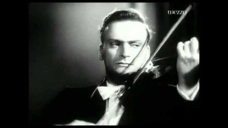 Мендельсон, Концерт для скрипки с оркестром - Менухин