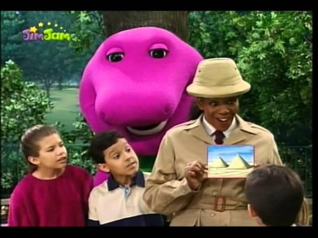 Барни и его друзья s06e20 Ты особенный