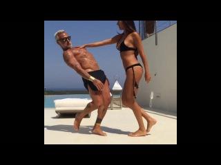 Джанлука Вакки. Танец миллионера с женой.