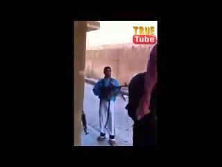 18 Сирия! выстрел из рпг по своим! или это не игрушка! battle for Syria