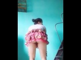 Mina dançando #03