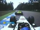 2001 German Grand Prix : Olivier Panis vs Jarno Trulli - onboard high speed battle