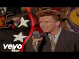 Rick Astley (Великобритания) - She Wants To Dance With Me (1989)