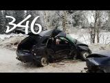 Подборка аварий и ДТП ❖346 (Декабрь 2015)