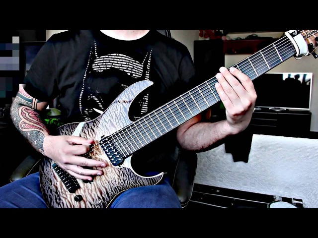 Rings of Saturn Godless Times Guitar cover