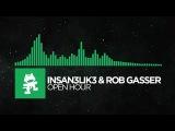 Glitch Hop or 110BPM - Insan3Lik3 &amp Rob Gasser - Open Hour Monstercat Release