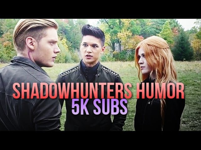 Shadowhunters ➰ HUMOR 4 [5K subs]