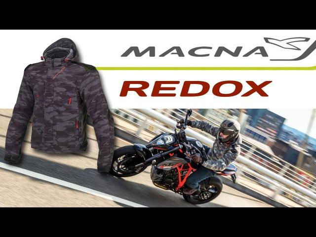 Мотокуртка Macna Redox