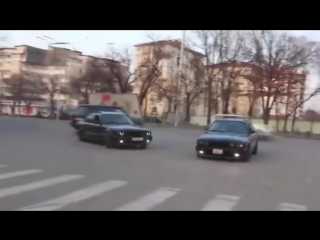 BMW M5 E34 Drift _ БМВ Е34 Дрифт