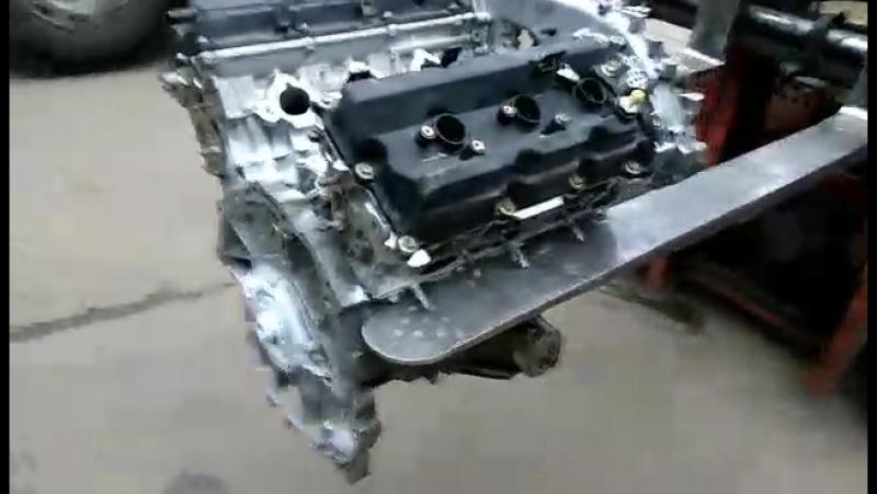 Отгрузка контрактного двигателя VQ35DE 3 5 Infiniti FX35 12 08 16 смотреть онлайн без регистрации