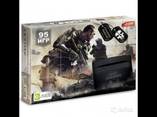 Sega Super Drive Advanced Warfare (95 встр. игр)
