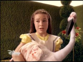 Алиса в стране чудес (Alice in Wonderland) (1999) [новый перевод; запись с канала Дисней]