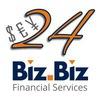 24BIZ.biz - Financial Services