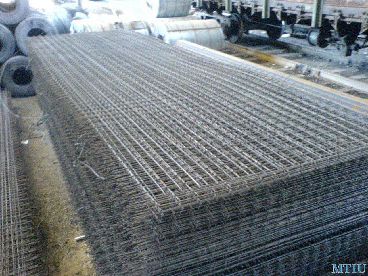 Покупка стальной сетки