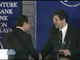 staroetv.su / Сегодня (НТВ, весна 1995) Вручение премии за
