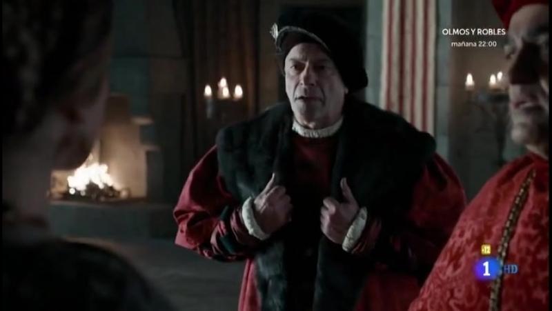 Карл, король и император / Император Карлос / Император Карл / Carlos, Rey Emperador (2015) 1 сезон 3 серия озвучка