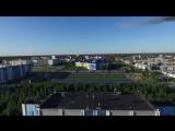 Муравленко - Родной город (взгляд с высоты)
