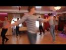 Танец друзей жениха. Русский танец