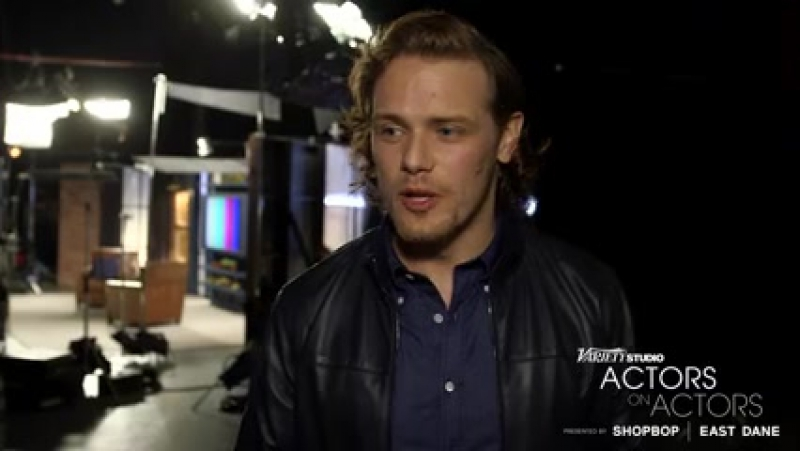AskHollywood With Sam Heughan