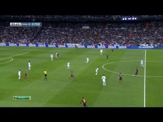 Реал - Барселона (24 марта 2014)