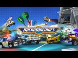 Micro Machines: трейлер к выходу игры