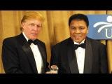 Trump called hypocrite for Muhammad Ali tweet