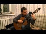 Астурия - И.Альбенис (Isaac Albeniz - Asturias)