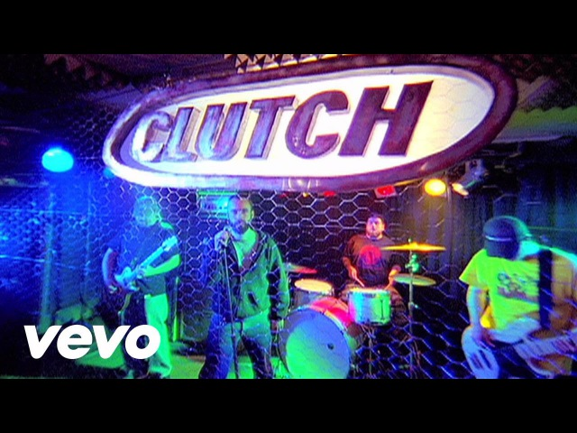 Clutch - The Mob Goes Wild