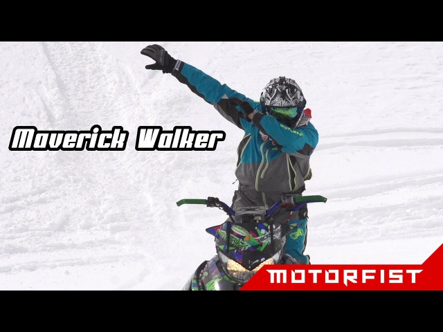 [MOTORFIST[ - Maverick Walker