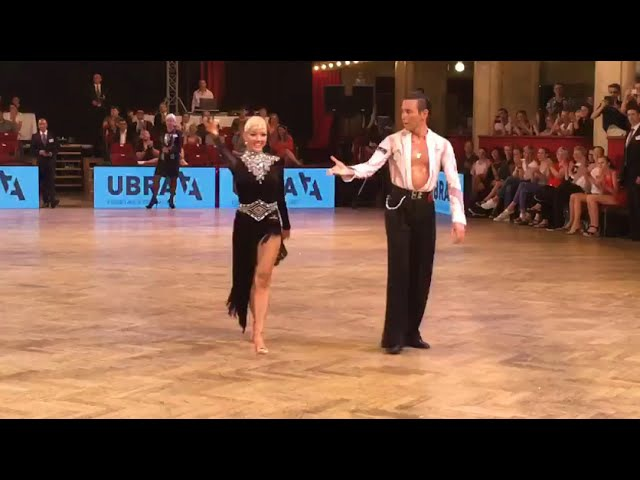 Armen Tsaturyan Svetlana Gudyno | Jive | Prague Open 2016