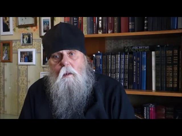 Монах Глеб. Об истине и о любви к Богу (НОВОЕ, декабрь 2015)