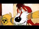 Бобик в гостях у Барбоса Советский мультфильм для детей про собак