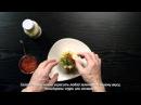 Три способа подачи салатов