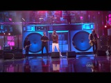 Gym Class Heroes feat. Adam Levine - Stereo Hearts (2011 American Music Awards)