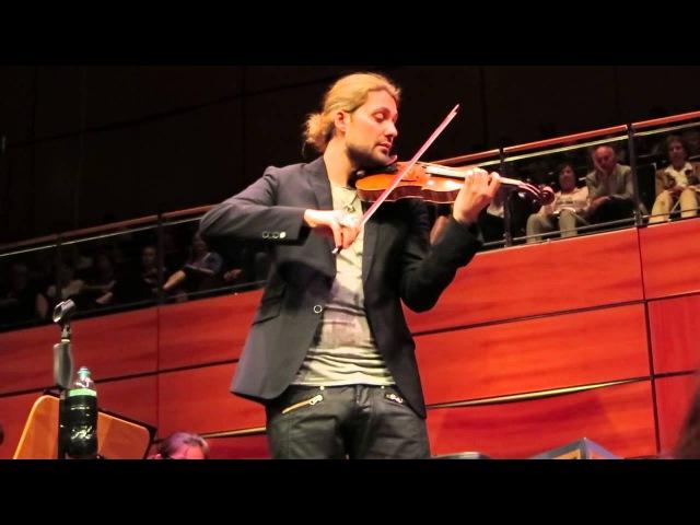 David Garrett - Vivaldi / Four Seasons - Autumn Adagio - Lübeck 25.05.14