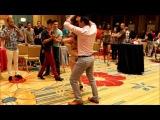 Cristian Oviedo & Erika Caliente - Orlando Salsa Congress 2012 (Saturday)