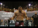 TOP BJJ Grappling Matches of 2015 - Part 2 HELLO JAPAN