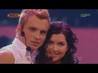 Никита Малинин и Мария Вебер - Первое свидание (Фабрика-3)
