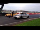 EVO 6 5 vs BNR33 drag race at Pukekohe 6 July 14
