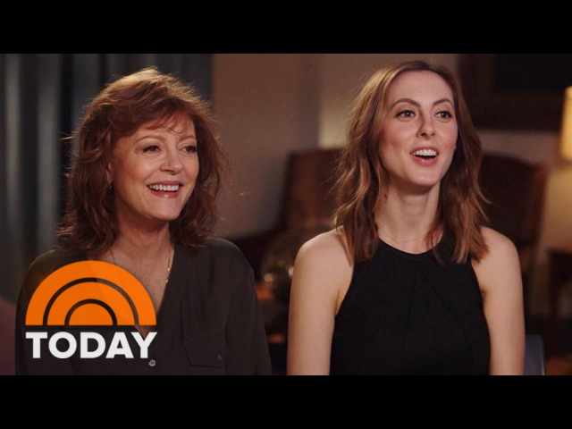 Susan Sarandon's Daughter Eva Amurri Martino Forges Her Own Path TODAY