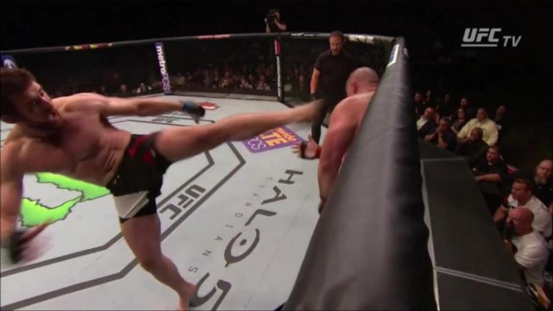Руслан Магомедов в UFC vs Песта Коуплэнд Джордан Highlight