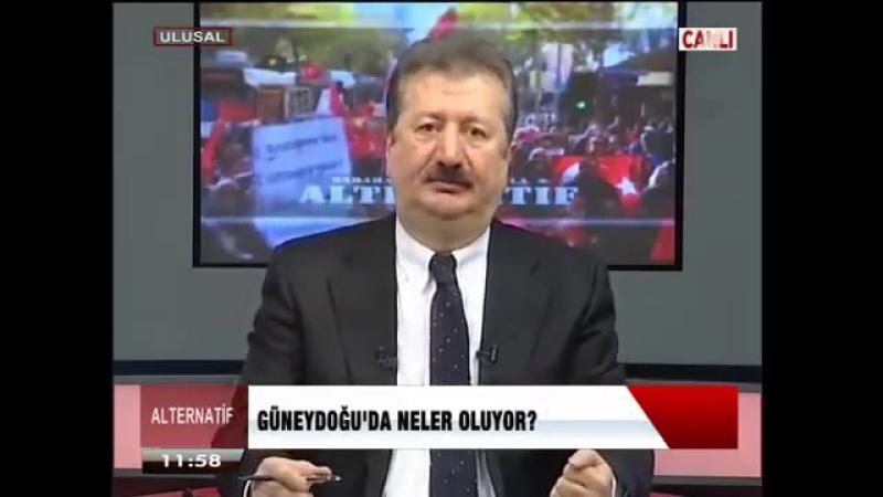 84-Yandaş Muhalefetin AKPye Koltuk Değneği Olması