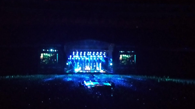 MUSE - Knights of Cydonia | U-Park | Kiev | 08.07.2016