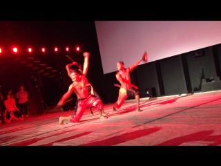 Элегуа (elegua), шоу национального фольклорного ансамбля кубы (conjunto folklorico nacional de cuba)