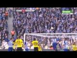 Герта Берлин 0:0 Боруссия Дортмунд. Обзор матча и видео голов