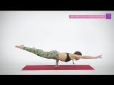 Йога: 5 асан для самых смелых