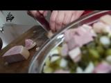 Пьемонтский салат – предшественник Оливье
