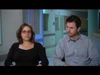 Это очень забавная история/It's Kind of a Funny Story (2010) Интервью с Райаном Флеком и Анной Боден